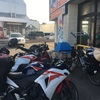 CBRと行く日本一周の旅part19(北海道)
