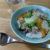 【料理】今日の簡単ランチ(豚肉のあんかけ丼)【レシピ付き】