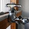 水栓の水漏れ修理
