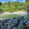 台北:水温75℃以上湖がある不思議な場所、北投の地熱谷