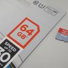 64GB microSDXCカード