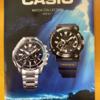 腕時計のベルトの修理から、腕時計自体を買おうか悩み始める