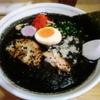 らー麺Chop@埼玉県行田市の『限定・黒タンタン』が黒ゴマ美味い