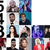 イギリス 2018年間シングルチャートを10のポイントで振り返る