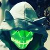 ハロウィンに光るマスクはいかが?!映画『パージ』風な光るマスク