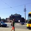 プラハ、ドレスデン