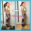 【トータル-18.4kg!】月曜断食ダイエット〜9ヶ月経過〜