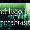 アンブリゴナイト / モンテブラサイト:Amblygonite / Montebrasite