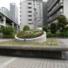 NTTテレパーク堂島第1ビルの「電話100年記念花時計」【大阪府北区】