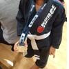 【柔術】ナツオ☆小1の挑戦。銀メダルを獲得しました!