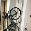 自転車ラックを作ってみた。