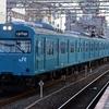 通達360 「 和田岬線の3連ワイパー!103系R1編成を狙う 」