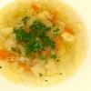 「鶏ガラスープ」の作り方&鶏ガラスープを使って作る!「お野菜たっぷりスープ」作り方・レシピ。
