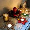 シンプルな南瓜の煮物〜フレンチ粒マスタードドレッシングを使った2品〜クリスマスの準備始めました🎄