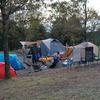 キャンプに行ってきました。