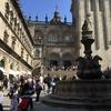 サンティアゴ・デ・コンポステーラ大聖堂 別の入口をさがす