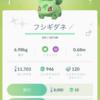 Pokémon GO Tour:カントー地方終了。 色違い大量ゲット!
