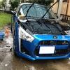 雨の日の洗車!コペンを!