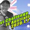 オーストラリア遠征2020の決断