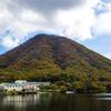 秋めく榛名富士を歩く
