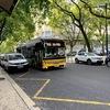 【リスボン】市内路線バスの旅(706)Cais do Sodré〜Santa Apolónia