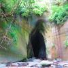千葉県秘境探訪 市原市の割れ目と穴と電車と森ラジオ