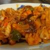 幸運な病のレシピ( 1996 )夜:酢豚、すき焼き汁(仕立て直し)