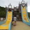 彩都なないろ公園の滑り台がフリーフォール級だった!!!