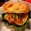 Ripple Cheese Burger @ AIN SOPH. ripple (歌舞伎町)