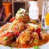 【レシピ】ミートボールの自家製トマトソース煮込み!