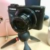 【レビュー】キヤノンの高級コンデジ「PowerShot G7X Mark II」を箇条書きレビューする