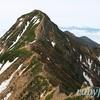 八ヶ岳。6月中旬。