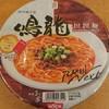 セブンイレブンのカップ麺「鳴龍 担々麺」を食べてみました