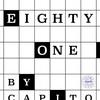 謎解き制作団体「カピート」が手がける「81謎」に参加した