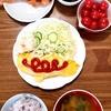 ☆禁酒4日目☆鮭の西京焼き☆鶏レバー煮☆オムレツ☆晩ごはん☆