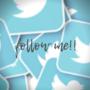 Twitter始めました-Follow me!!-