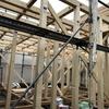 【家を建てよう】遂に上棟!1日であっという間に家の形ができあがり