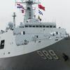 中国がインド洋に取得した商業港湾施設は、軍艦の補給地と兼用