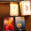 今週のカードは「遊び」アドバイスカードは「理解」アロハウハネカードは「鷹」でした