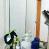 鏡はたまにきれいにすると気持ちいい