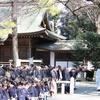 奨学神社例祭とランドセル祓いが行われました。