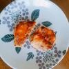 バレンタインクッキーのとなりで、なんちゃってメロンパンを焼く