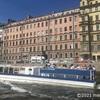 サンクトペテルブルク夏の風物詩、ボートツアーに行こう!