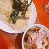 【ラーメン】新宿で満来のチャーシューざる食べてみた♪