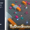 Top Down Shooter ToolKit (TDS-TK) 新能力&ギミック追加!アップグレードして強くする「シューティングゲーム」のテンプレート(モバイル対応)