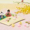 おひな祭り七段飾りの雛人形の役割と置き方、持ち物とは?