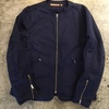 Scye 【cotton satin blouson】