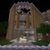 【Minecraft】駅前に商業施設を建てる3 【コンパクトな街をつくるよ20】