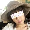 買い物。一番の成果は、green label relaxingの折りたたみできるつば広和紙ハット☆