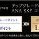 ANA「アップグレード・ポイント」を使った国内線プレミアムクラスUPG、搭乗2日前から可能